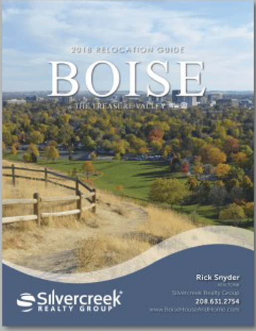 Boise Idaho Relocation