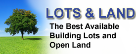 Vacant Building lots and Land in Boise Idaho
